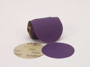 Pack N Tape 3m 735u Stikit Paper Disc Roll 5 In X Nh