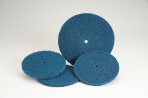 """Pkg of 10 NEW 3M Standard Abrasives 6/""""x1//2/"""" A VFN Buff and Blend HP 850708 Discs"""