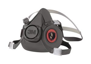 Facepiece Reusable Large Ea aad 07026 Half 6300 3m case 24 Respirator