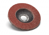 3M 645115 Standard Abrasives Ceramic Pro Type 27 Flap Disc, 7 in x 5/8-11 40 Y-weight, 10 per case