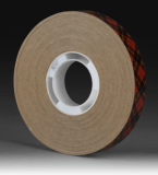 3M 924 Scotch ATG Adhesive Transfer Tape Clear, 0.50 in x 36 yd 2.0 mil, 12 rolls per inner, 72 rolls per case