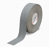 3M 370 Safety-Walk Slip-Resistant Medium Resilient Tapes and Treads, Gray, 4 in x 60 ft, Roll, 1/case