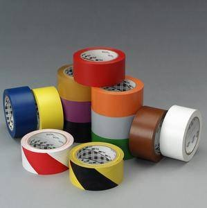 3M 971 Ultra Durable Floor Marking Tape Yellow, 2 in x 36 yd, 1 per case