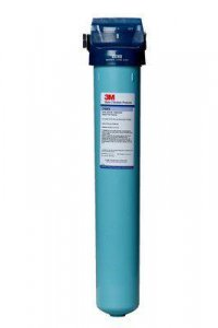 3M™ Drop-In Style Single Prefilter System CFS02S, 5557609, Featuring Shut-Off Valve Handle and Opaque Sump, 2 Per Case