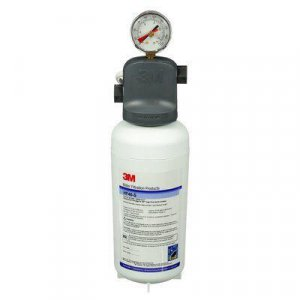 3M™ High Flow Series Ice Water Filtration System ICE140-S, 5616203, 2.5 GPM, 25000 gal, 2/Case