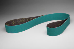 3M 577F Cloth Belt, 2 in x 36 in 80 YF-weight, 50 per case
