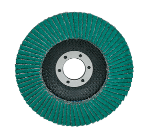 3M 577F Flap Disc, T29 7 in x 5/8-11 40 YF-weight, 5 per case
