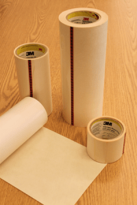 3M 588 Thermal Bonding Film, 1 1/4 in x 60 yd, 32 per case Bulk