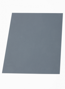 3M 5549S-05 Thermally Conductive Silicone Interface Pad 5549S, 210 mm x 155 mm x 0.5 mm