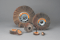 3M 611126 Standard Abrasives A/O Flexible Flap Wheel, 1 in x 1/2 in x 1/4 in 80, 10 per inner 100 per case